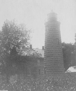 Cumberland Head Light - Cumberland Head Lighthouse