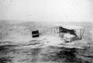 Curtiss Model E - The A-1, the United States Navy's first aircraft