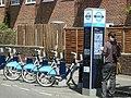 Cycle hire - Windsor Terrace - geograph.org.uk - 2408393.jpg