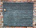 Cytadela, Fort Winiary, Poznan, plaque.JPG