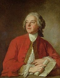 Portrait of Beaumarchais