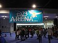 D23 Expo 2011 - D23 Arena banner (6075799772).jpg