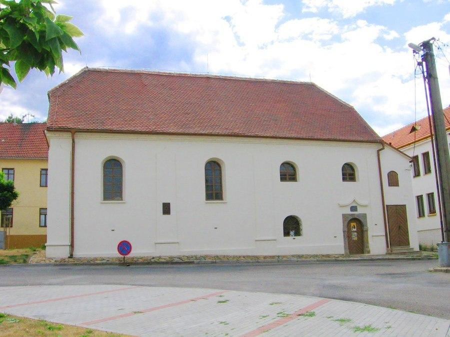 Dolní Kounice Synagogue