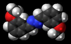 Spac-satiga modelo de la DMEOB