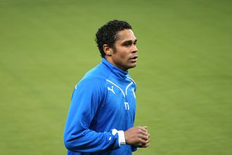 Daniel Nannskog - Nannskog during a training session with Stabæk in February 2009.