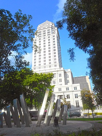 Miami-Dade County Courthouse - Image: Dade County Courthouse D Palma 01