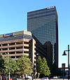 Dallas Bryan Tower and parking garage.jpg