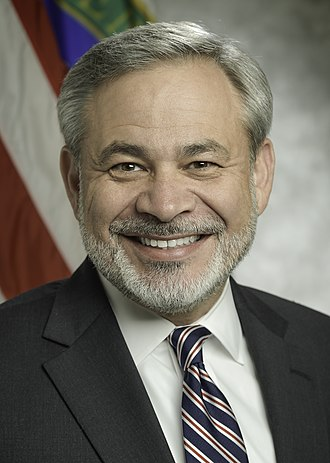 United States Deputy Secretary of Energy - Image: Dan Brouillette official photo (cropped)