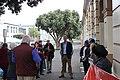 Dan Tehan speaks with outside supporters (21863357294).jpg