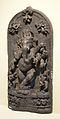 Dancing Ganesha - Black Stone - Circa 12th Century CE - Gangarampur - West Bengal - ACCN 5625-A25203 - Indian Museum - Kolkata 2015-09-26 3902.JPG