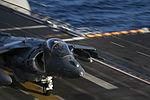 Danger zone! Harriers take off for strike training 150413-M-SV584-076.jpg