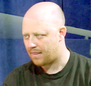Daniel Terdiman - Image: Daniel Terdiman from an interview 2006 03 14