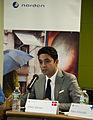 Danmarks ligestillingsminister Manu Sareen under FN's Kvindekommissions samling (CSW) 2013 (2).jpg