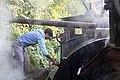 Darjeeling Himalayan Railway - water stop (8132024807).jpg