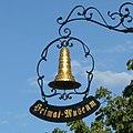 Das Original des goldenen Huts aus der Bronzezeit befindet sich im Historischen Museum der Pfalz in Speyer. - panoramio.jpg