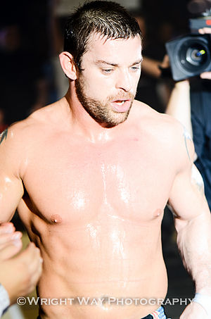 Davey Richards - Richards making in the ring in 2011
