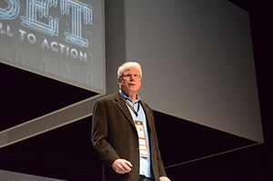 David Buss - Image: David Buss in La Ciudad de las Ideas 2011