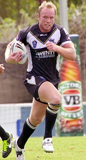David Gower (rugby league) Australian rugby league player