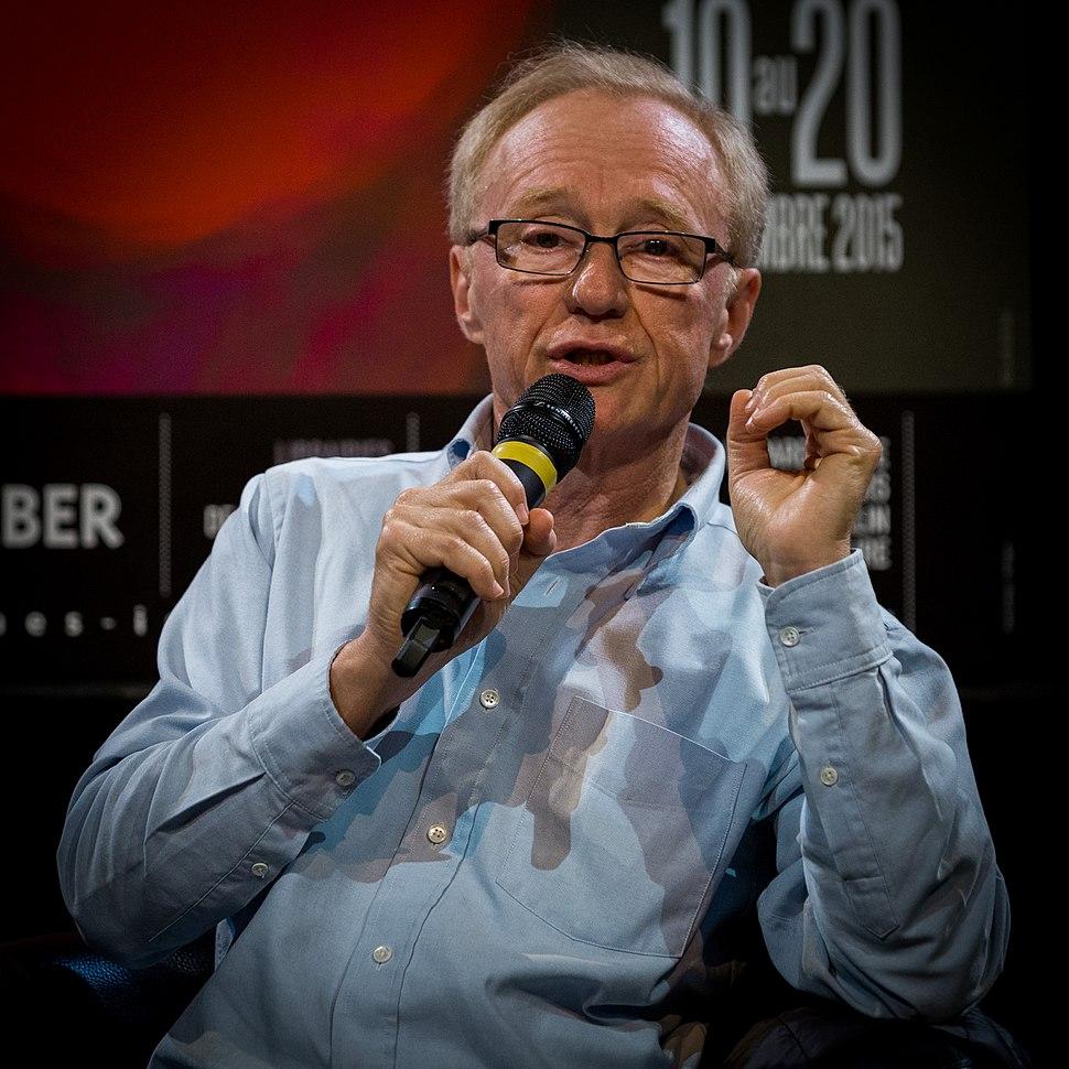 דויד גרוסמן ב-2015