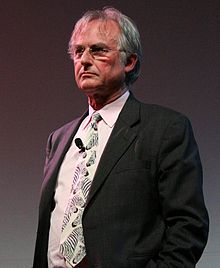 Richard Dawkins vid University of Texas Austin, 2008.