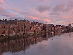 Dawn over the River Ouse - geograph.org.uk - 1088602.jpg