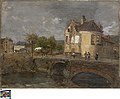 De Dampoort in Brugge, circa 1851 - circa 1886, Groeningemuseum, 0040786000.jpg