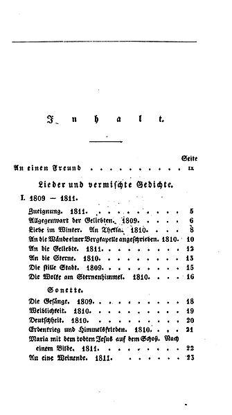 Filede Gedichte Schwab 1828 P 007jpg Wikimedia Commons