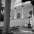 De trappen van het Capitolo in Caracas in Venezuela, Bestanddeelnr 252-8450.jpg