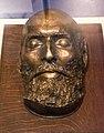 Death mask - museum - Garfield House Historic Site (29958042003).jpg