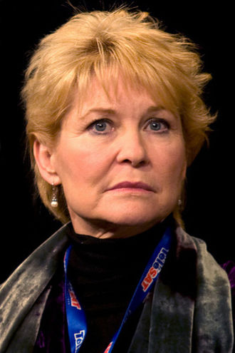 Valerie Spencer - Scream queen Dee Wallace best known for her appearance in the 1982 Steven Spielberg film E.T. the Extra-Terrestrial portrayed Valerie's late mother Pat Spencer whom Valerie spends most of her life caring for because of her illness.