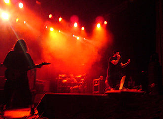 Deftones - Deftones performing live in Glasgow, June 2006