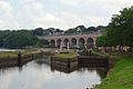 Delaware and Raritan Canal, Final Lock, New Brunswick, NJ.jpg
