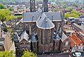 Delft Blick von der Nieuwe Kerk auf die Maria-van-Jessekerk 05.jpg