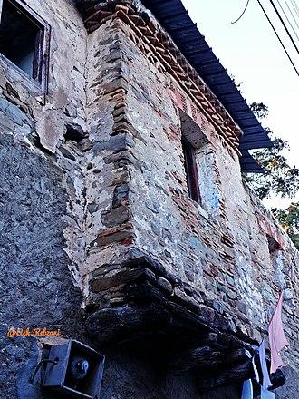 Casbah of Dellys - Image: Dellys Casbah 05