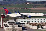 Delta Air Lines Boeing 767-332-ER N180DN (22066320041).jpg