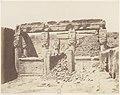 Dendérah (Tentyris), Temple d'Athôr - Sanctuaire Placé a l'Angle Sud-Ouest de la Plateforme Inférieure MET DP71314.jpg