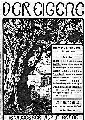Der Eigene - Image: Der Eigene 1899