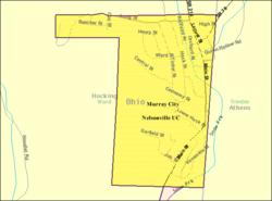 Zip Code For Murray City Ohio