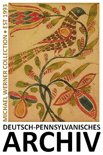 German-Pennsylvanian Archive - Deutsch-Pennsylvanisches Arciv (Logo 2016)