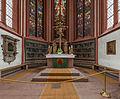 Deutschhauskirche, Würzburg, Apsis and Altar 20150729 1.jpg