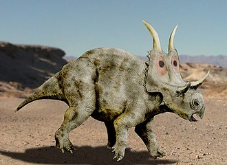 Wahweap Formation - Diabloceratops