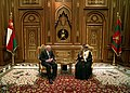 Dick Cheney and Sultan Qaboos in 2008.jpg