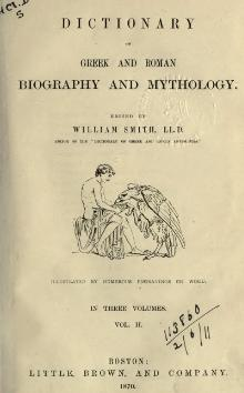 Dictionary of Greek and Roman Biography and Mythology (1870) - Volume 2.djvu