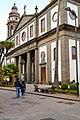 Die Kathedrale Nuestra Señora de los Remedios (Catedral de la Laguna) in San Cristóbal de La Laguna auf Teneriffa, Spanien (48225351441).jpg