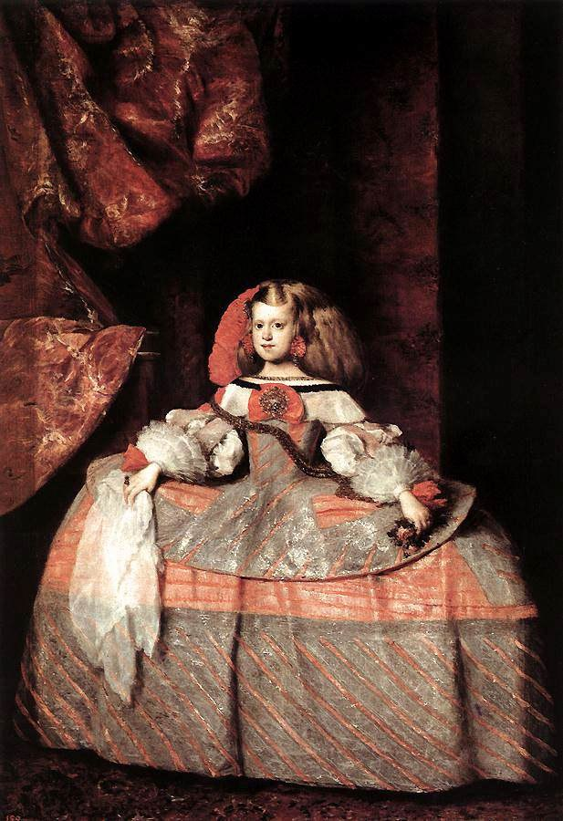 Diego Velázquez - The Infanta Doña Margarita de Austria - WGA24474