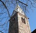 Dieser Kirchturm diente als Orientierungspunkt für die Rheinschiffer. - panoramio.jpg