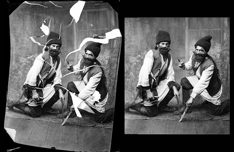 Digital Photograph Restoration Wikipedia