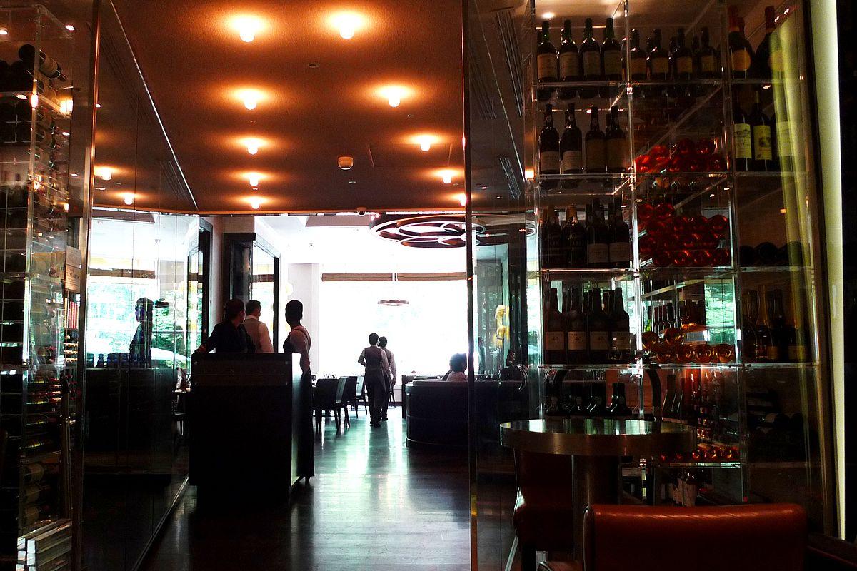Heston Restaurant London