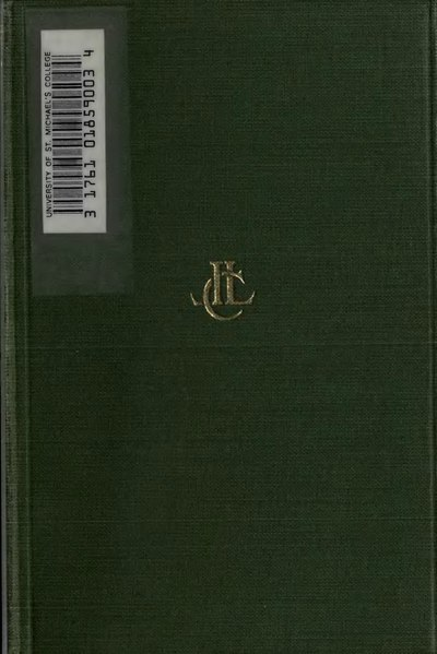 File:Dio's Roman History, tr. Cary - Volume 5.djvu