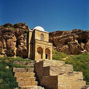 Diri Baba Mausoleum - Image: Diri Baba mausoleum